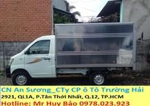 Cần bán Thaco TOWNER g đời 2017, màu xanh lam, giá chỉ 0 triệu