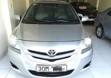 Cần bán xe Toyota Vios G 2008, màu bạc giá cạnh tranh