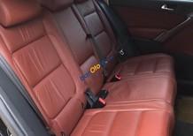 Bán Volkswagen Tiguan 2.0 đời 2010, màu đen, xe nhập