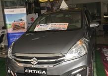 Cần bán xe Suzuki Ertiga đời 2017, màu xám, nhập khẩu nguyên chiếc