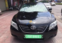 Cần bán Toyota Camry 2.4AT Limitted đời 2007, màu đen, nhập khẩu như mới, 605tr