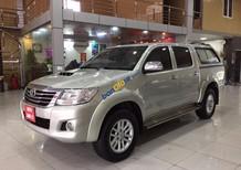 Bán Toyota Hilux đời 2013, màu bạc, nhập khẩu, giá chỉ 585 triệu