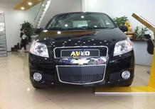 Chevrolet Aveo 1.4 LT đời 2017, màu đen, giá 459tr, hỗ trợ vay ngân hàng, lãi suất ưu đãi, LH Thùy Trang: 0986 706 594