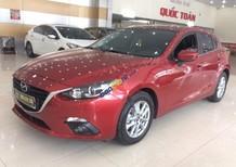 Cần bán xe Mazda 3 sản xuất 2017, màu đỏ