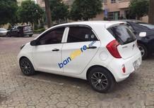 Bán xe cũ Kia Morning van 2011, màu trắng, xe nhập số tự động, giá tốt