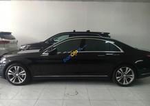 Cần bán Mercedes S500 năm 2014, màu đen như mới