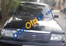 Cần bán xe Toyota Crown MT đời 1995, màu đen chính chủ, 135tr