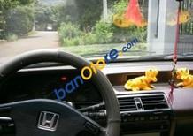 Bán Honda Accord năm 1988, màu vàng, xe cũ, cam kết không lỗi lầm, mua về chỉ việc chạy