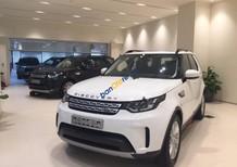 Bán LandRover Discovery HSE Luxury đời 2017, màu trắng, nhập khẩu nguyên chiếc