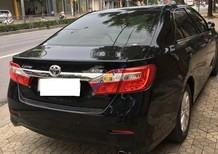 Bán Toyota Camry 2.0E đời 2013, màu đen chính chủ, 780 triệu