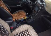 Bán ô tô Kia Carens sản xuất 2015, màu vàng số sàn