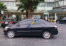 Xe Toyota Vios E 2012 màu đen, chị Nga sử dụng