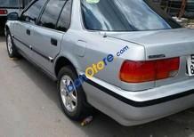 Bán xe Honda Accord đời 1991, màu bạc, xe chạy rất sướng, máy móc ok, đồng sơn tốt