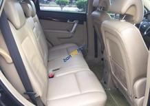 Bán xe Chevrolet Captiva LT Maxx 2.4 MT năm 2011, màu đen số sàn, giá chỉ 388 triệu