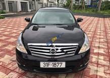 Bán ô tô Nissan Teana đời 2010, màu đen, nhập khẩu