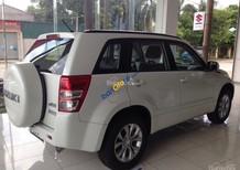 Bán xe Suzuki Grand vitara năm sản xuất 2016, màu trắng, nhập khẩu