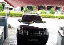 Cần bán lại xe Isuzu Dmax đời 2009, màu đen