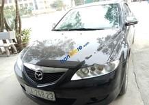 Bán Mazda 6 đời 2005, màu đen, xe nhập, giá 310tr