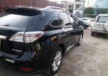 Cần bán gấp Lexus RX350 năm 2009, màu đen, nhập khẩu nguyên chiếc xe gia đình