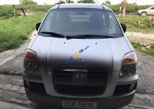 Xe Hyundai Starex năm sản xuất 2004, màu bạc, nhập khẩu