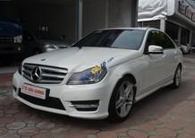 Chính chủ bán Mercedes C300 AMG đời 2011, màu trắng