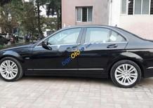 Bán Mercedes C250 năm 2011, màu đen như mới