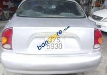 Cần bán xe cũ Daewoo Lanos sản xuất 2001, màu bạc