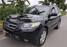 Bán Hyundai Santa Fe MLX đời 2007, màu đen, nhập khẩu nguyên chiếc chính chủ, giá tốt