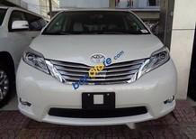 Xe Toyota Sienna Limited sản xuất 2015, màu trắng