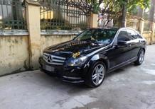 Bán xe Mercedes C200 sản xuất 2013, màu đen