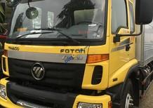 Liên hệ 0969644128 bán ô tô Thaco Auman C160 đời 2017, màu vàng, giá chỉ từ 594tr
