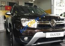 Bán Renault Duster 2.0 AT năm sản xuất 2017, màu nâu