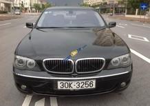 Bán BMW 7 Series 750Li đời 2006, màu đen, nhập khẩu nguyên chiếc, giá chỉ 730 triệu