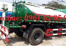 Bán xe phun nước rửa đường tưới cây 9 khối Howo