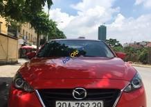 Bán Mazda 3 đời 2015, màu đỏ, xe đẹp