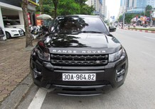 LandRover Range Rover Evoque 2013 màu đen