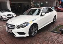 Cần bán lại xe Mercedes E250 AMG đời 2014, màu trắng