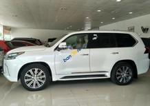Cần bán xe Lexus LX 570 đời 2016, màu trắng, nhập khẩu