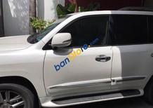 Cần bán lại xe Lexus LX 570 năm 2014, màu trắng, nhập khẩu chính chủ