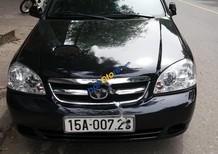 Bán ô tô Daewoo Lacetti EX sản xuất 2011, màu đen, xe nhập như mới, giá chỉ 275 triệu