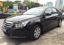 Cần bán lại xe Daewoo Lacetti SE năm 2011, màu đen, nhập khẩu nguyên chiếc chính chủ, giá 336tr