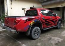 Cần bán gấp Mitsubishi Triton năm sản xuất 2011, màu đỏ
