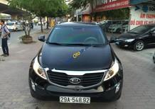 Cần bán Kia Sportage năm sản xuất 2012, màu đen, nhập khẩu