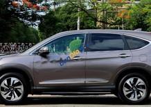 Bán Honda CR V 2.4AT sản xuất năm 2015, màu nâu, 965 triệu