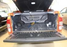 Bán xe Ranger màu cam, số tự động, máy dầu,