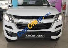 Bán Chevrolet Colorado màu trắng, bao hồ sơ ngân hàng, chứng minh thu nhập
