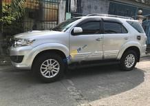 Cần bán xe Toyota Fortuner 2.5G sản xuất năm 2013, màu bạc