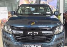 Cần bán xe Chevrolet Colorado LT 2.5L 4x4 MT sản xuất 2017, màu xanh lam, nhập khẩu, 649tr