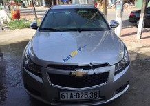 Cần bán gấp Chevrolet Cruze LTZ đời 2011, màu bạc