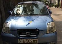 Bán Kia Picanto sản xuất năm 2007, màu xanh lam, nhập khẩu